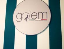 Golem bookshop