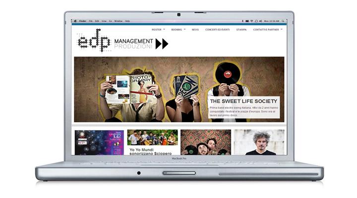 Edp mngm logo e sito web fattoreq for Logo sito web